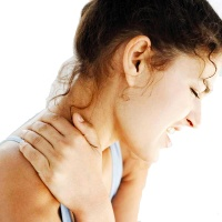 Neck and Shoulder Ache Image